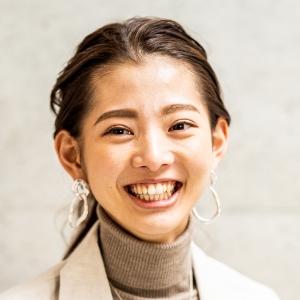 nano human promotion メンバー紹介 アシスタントマネージャー 萩野 彩未